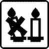 Bezpečnostní značení svíček